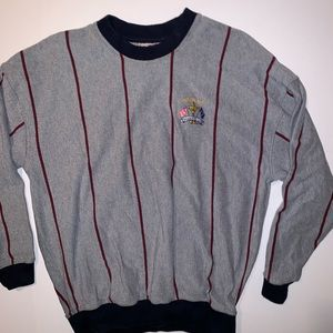 Slazenger Ryder Cup Country Club Cotton Sweater